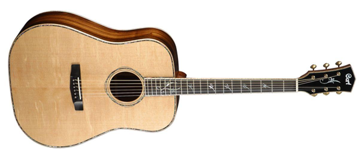 Cort Guitars Announces 20th Anniversary Earth Acoustic Guitars