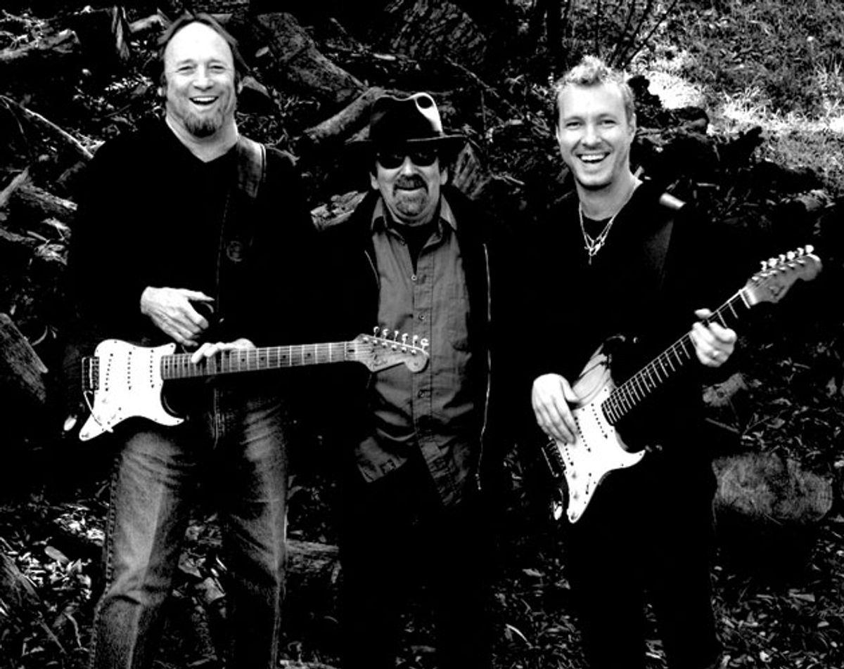 Easy Riding with Stephen Stills and Kenny Wayne Shepherd