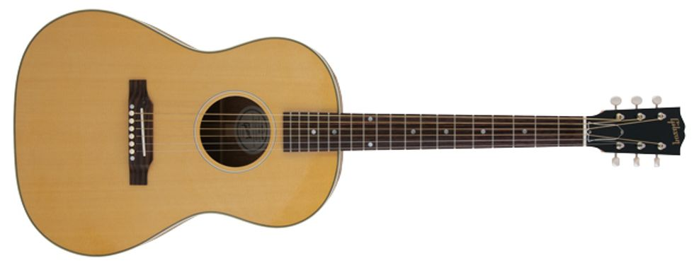 Gibson Lg 2 American Eagle Acoustic Guitar Review 2013 07 22