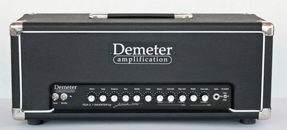 Demeter Amplification Releases the TGA-2.1 Amp