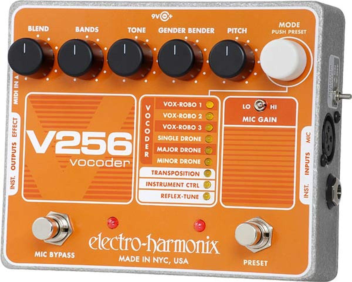 Electro-Harmonix V256 Vocoder Pedal Review