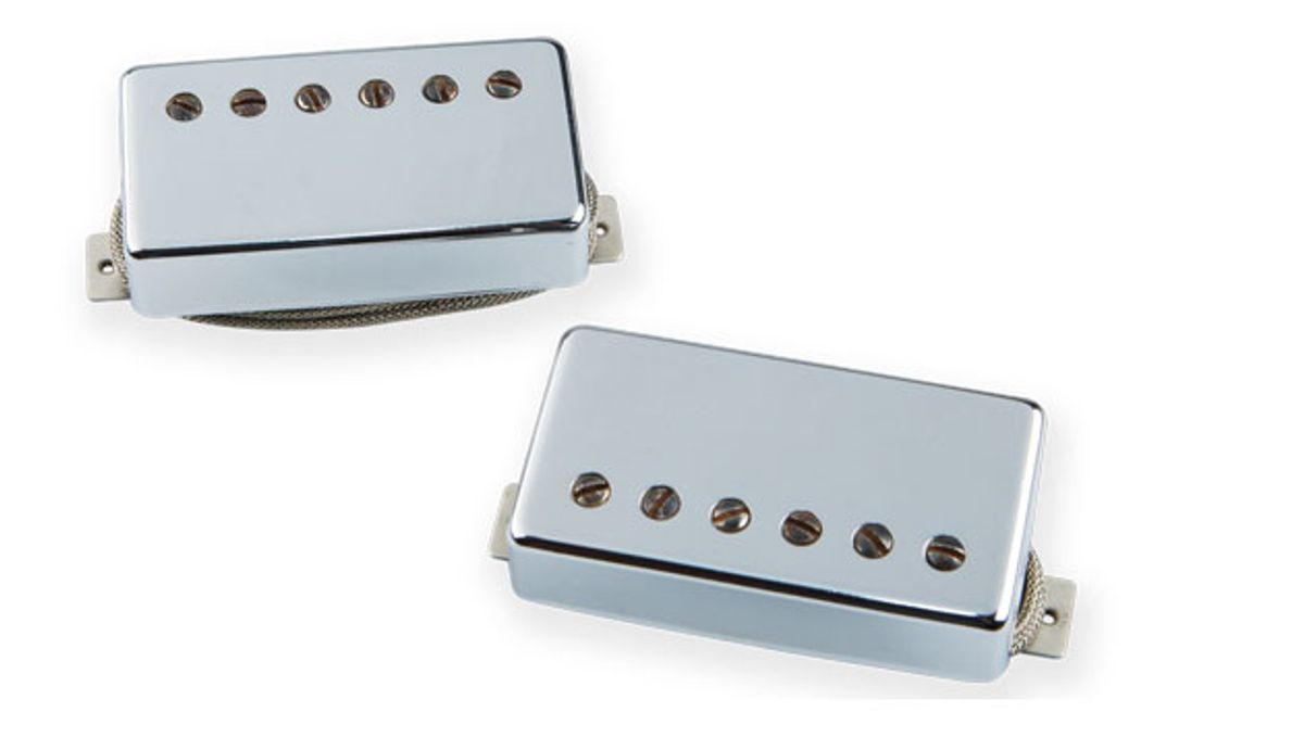 Seymour Duncan Announces the High Voltage Humbuckers