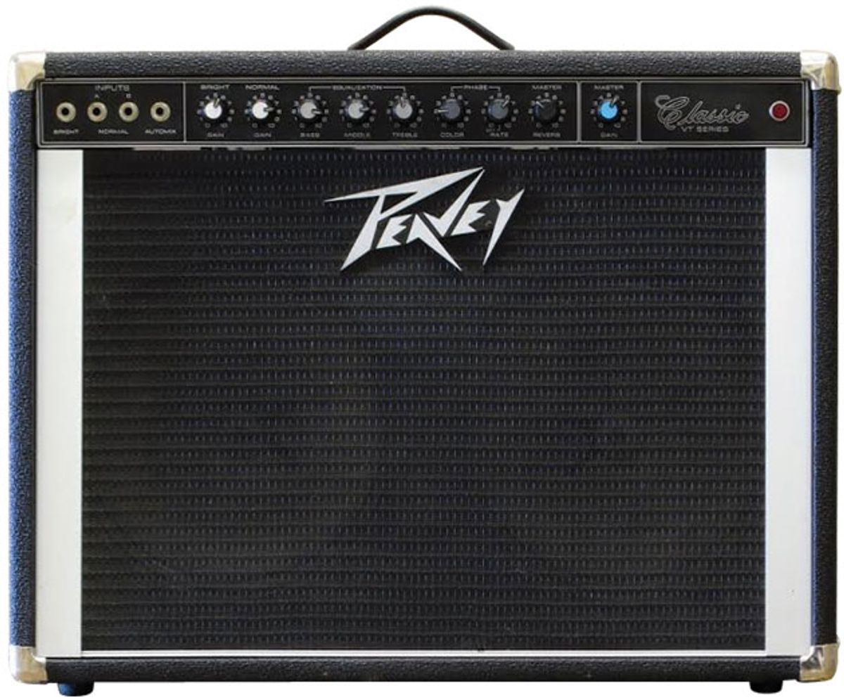 Ask Amp Man: Restoring Electrical Flow to Peavey Combos