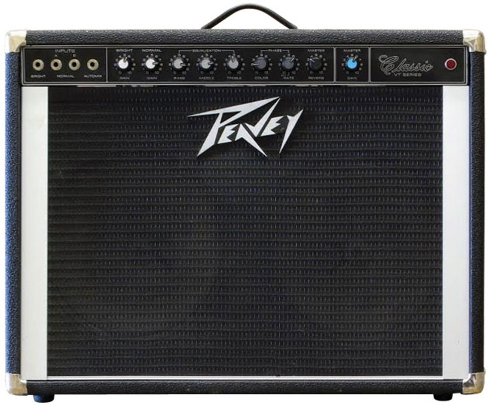 Ask Amp Man: Restoring Electrical Flow to Peavey Combos | Premier Guitar