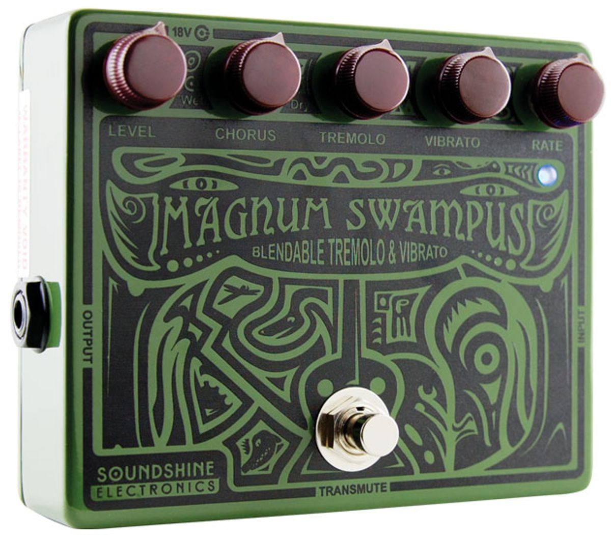 Soundshine Electronics Magnum Swampus Review