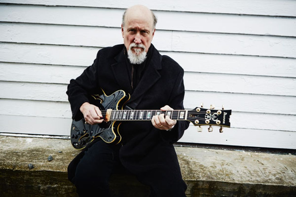 John Scofield Connects the Dots