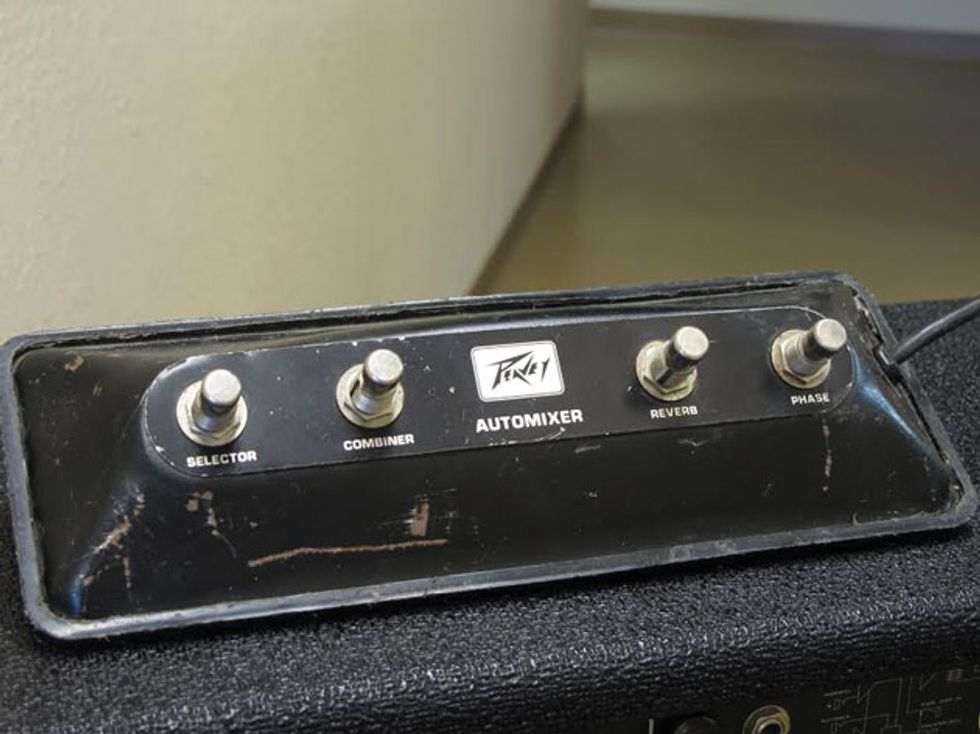 Foot Switch Wiring Diagram Peavey Special on