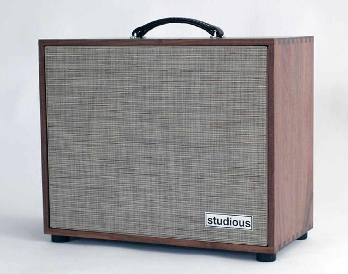 Studious Amplifiers Introduces the Moseley