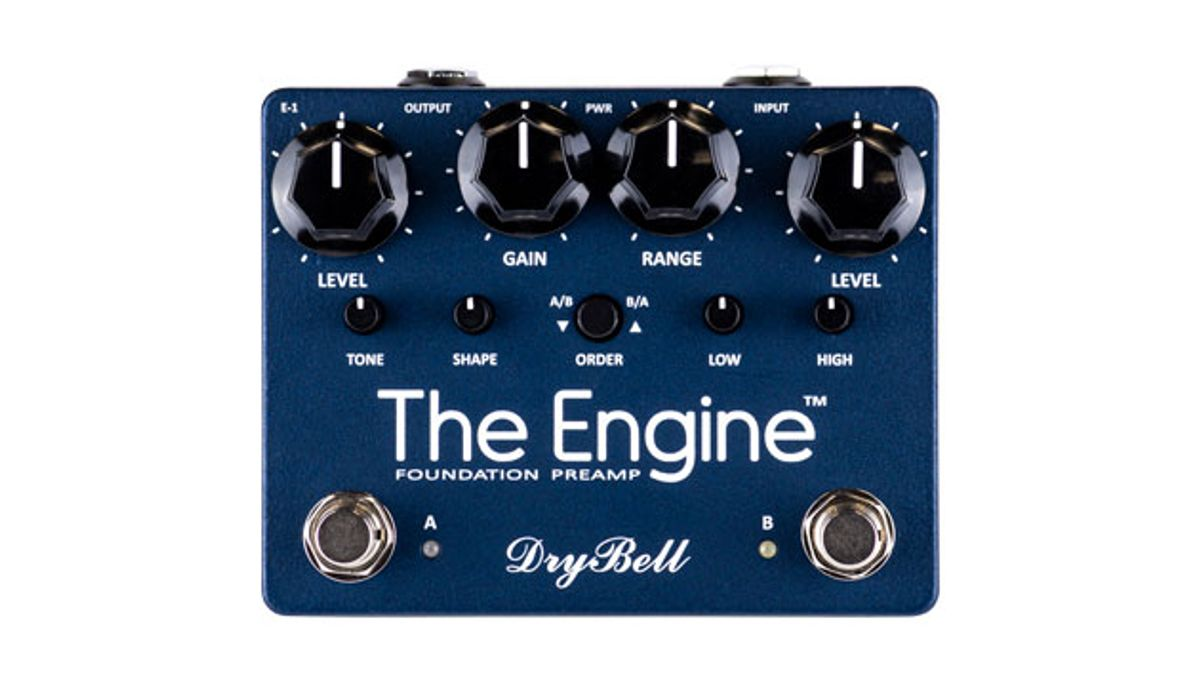 DryBell Musical Electronic Laboratory Announces the Engine