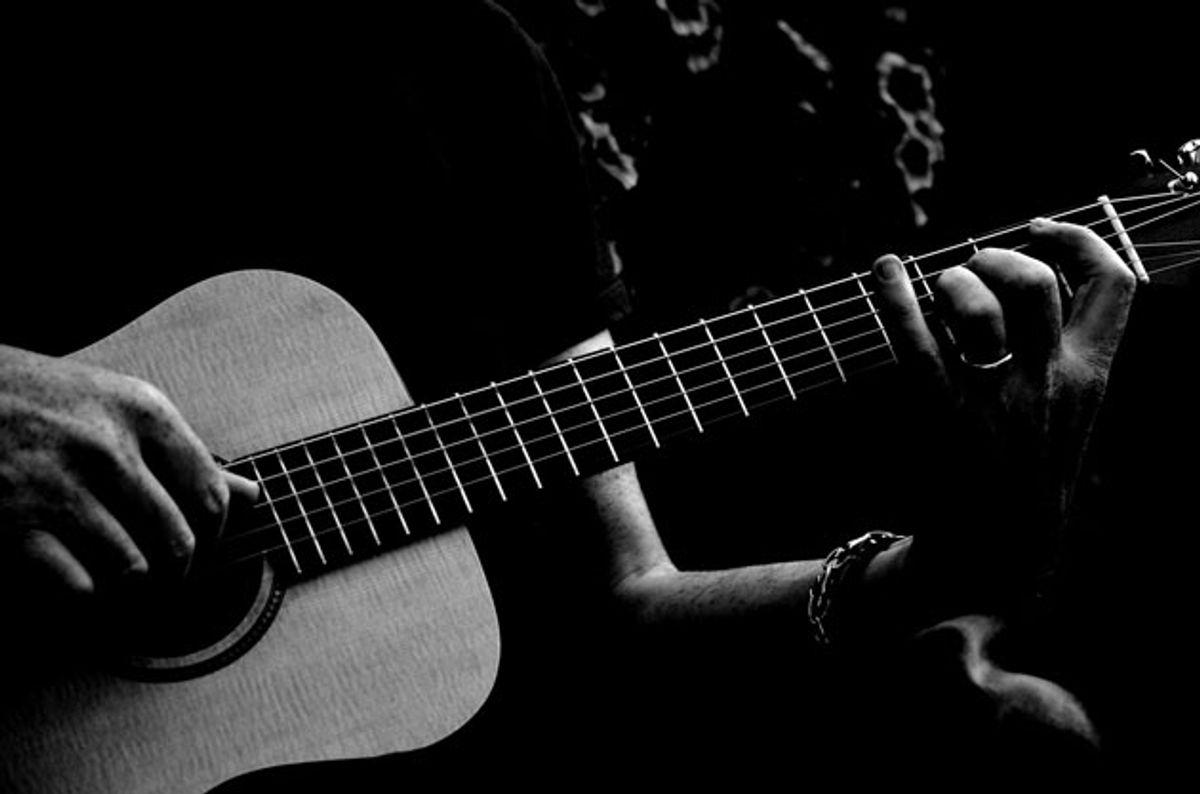 "Arranging ""Amazing Grace"" for Solo Guitar"