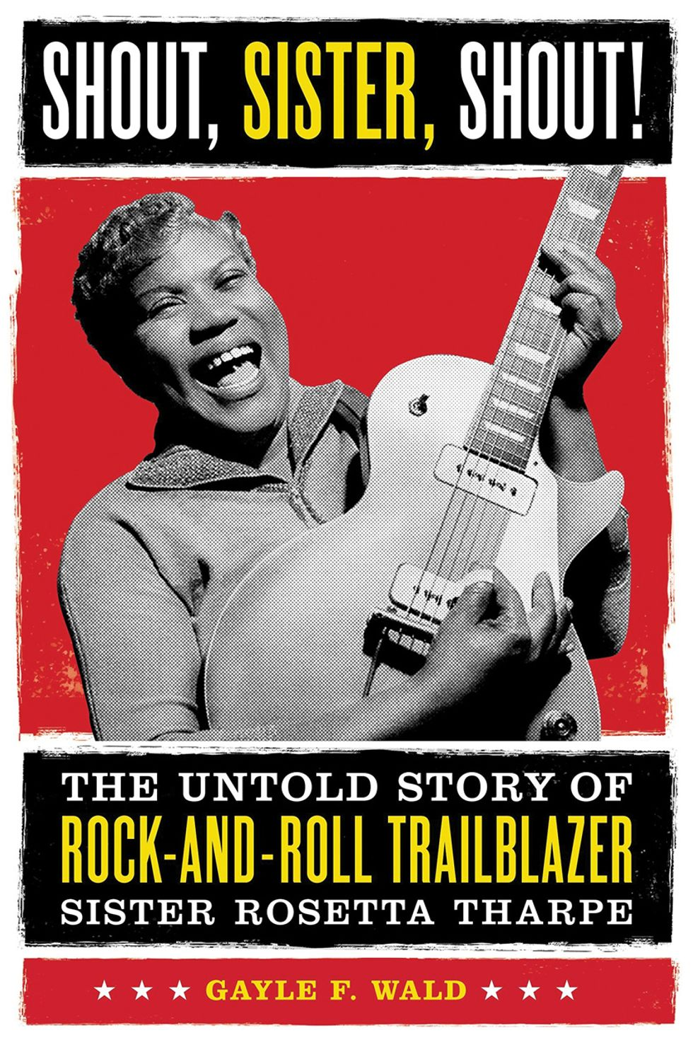 Last Call Distortion Sister Rosetta Tharpe