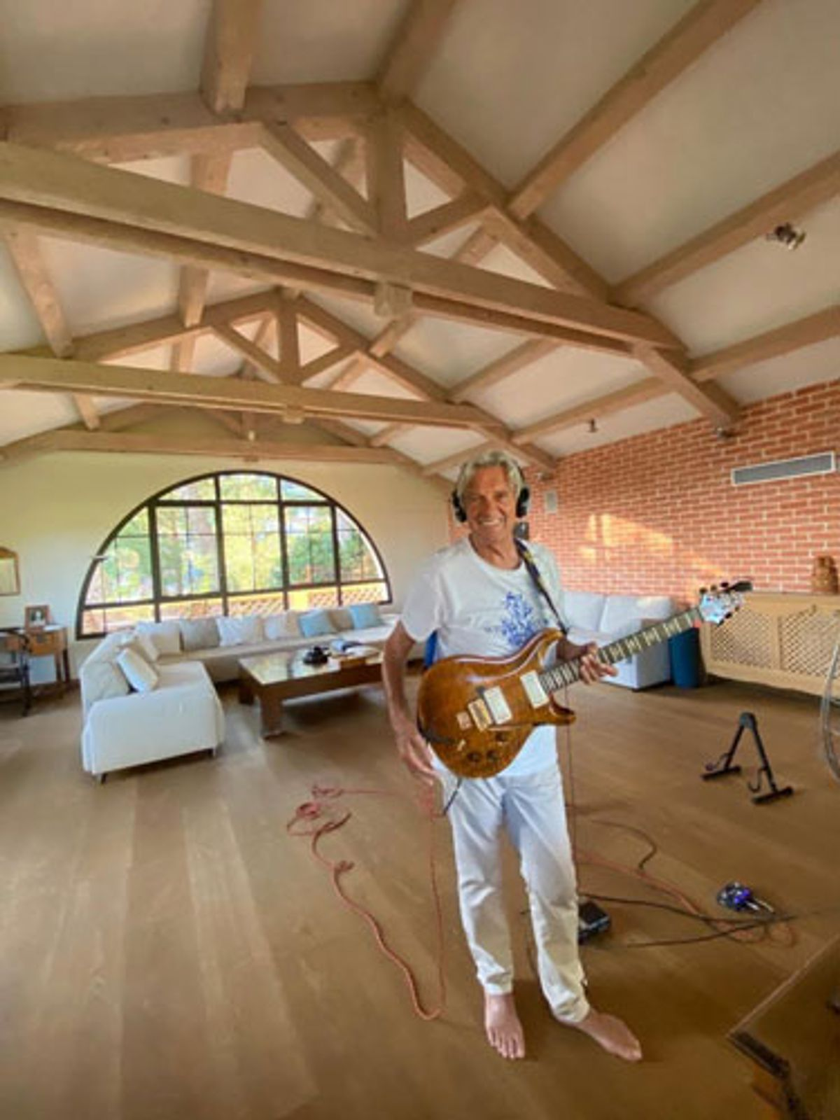 John McLaughlin Reunites the 4th Dimension for Charity Single