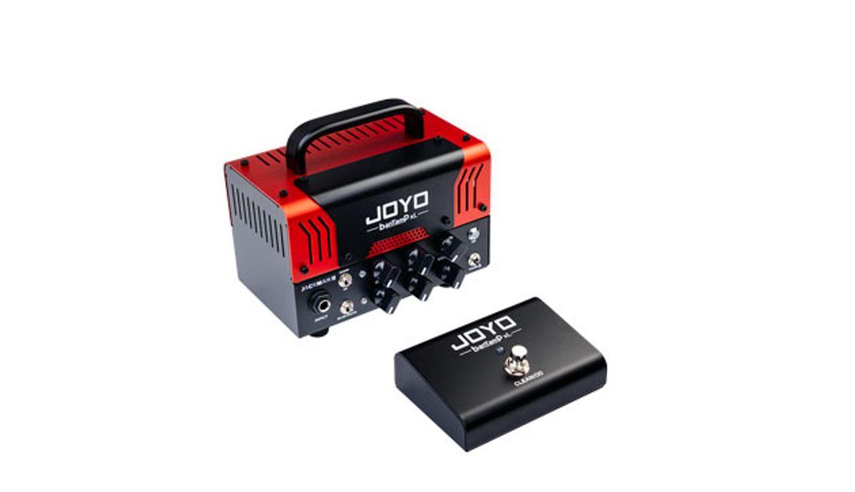 Joyo Audio Launches the Bantamp xL-JACKMAN II