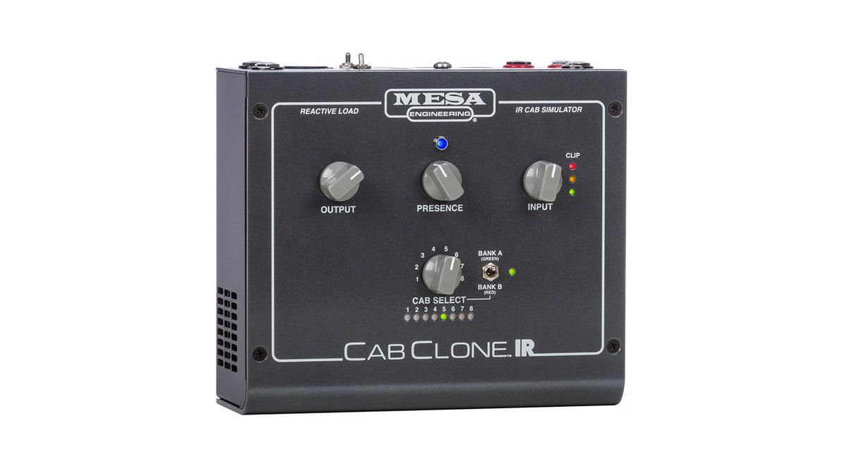 Mesa/Boogie Releases the CabClone IR and CabClone IR Plus