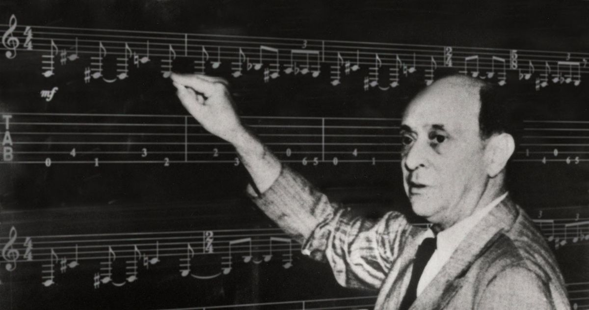 How 20th-Century Classical Music Can Make You a Better Rock Player