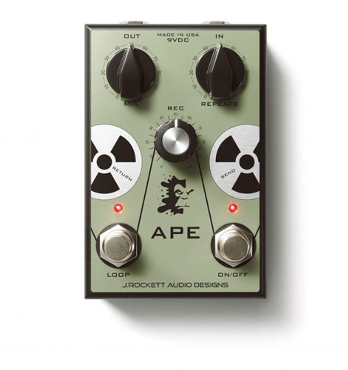 J. Rockett Audio Announces the APE