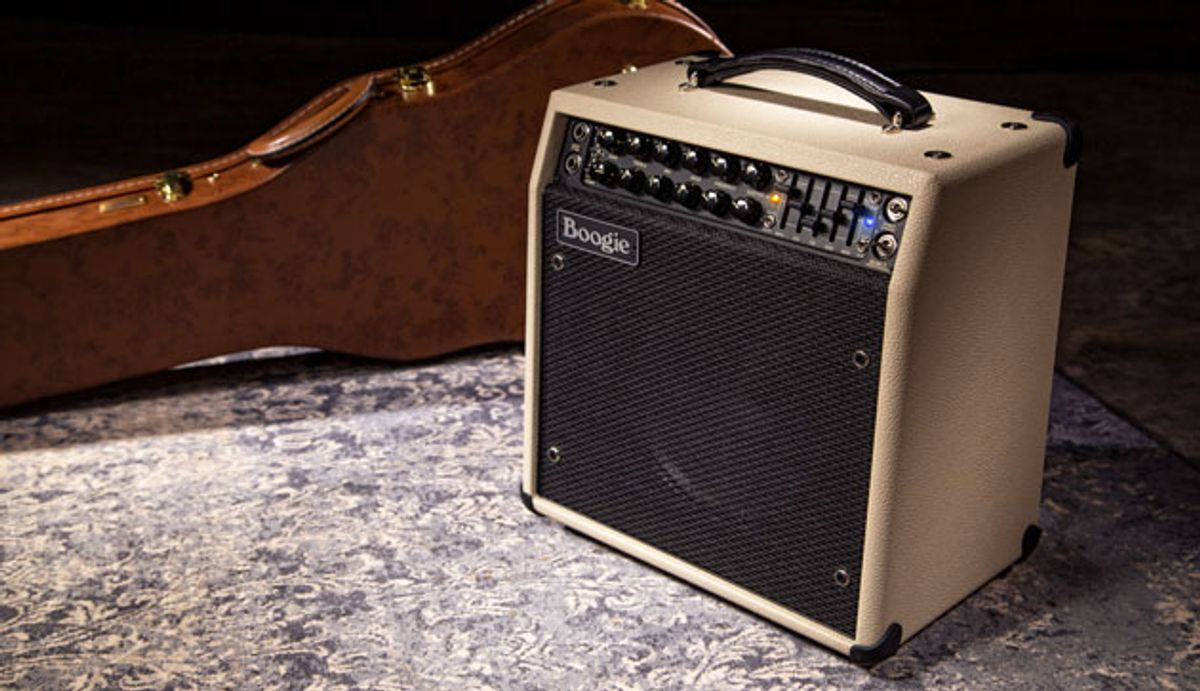Mesa/Boogie Unveils the Mark Five: 25 1x10 Combo and 1x10 Boogie Extension Cabinet