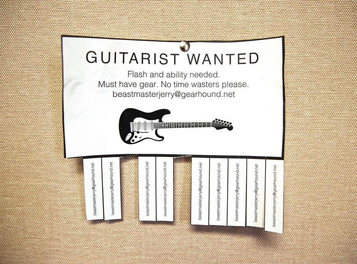 The Guitarist's Guide to Auditioning