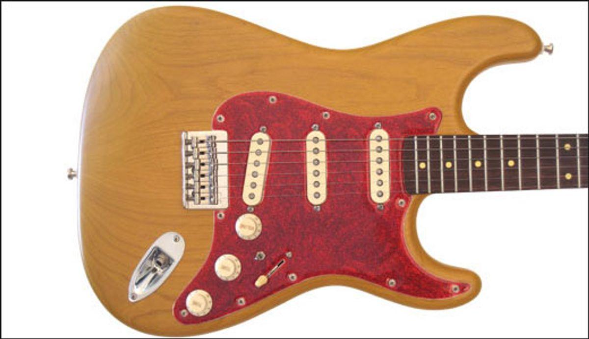 Mod Garage: Riptide Stratocaster Wiring