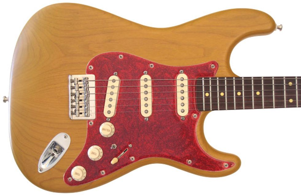 Mod Garage: Riptide Stratocaster Wiring | Premier Guitar