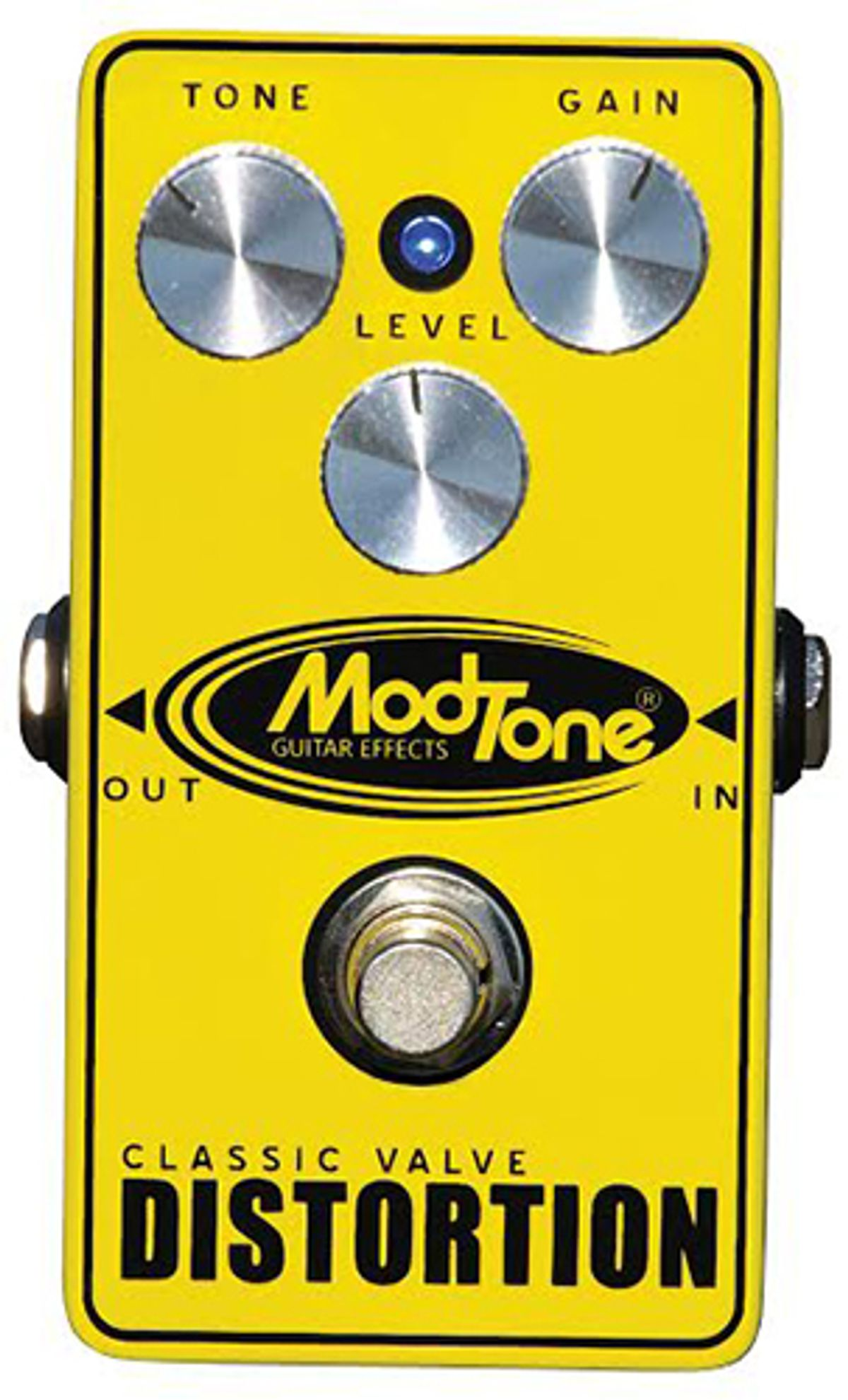 ModTone Releases MT-CD Classic Valve Distortion Pedal