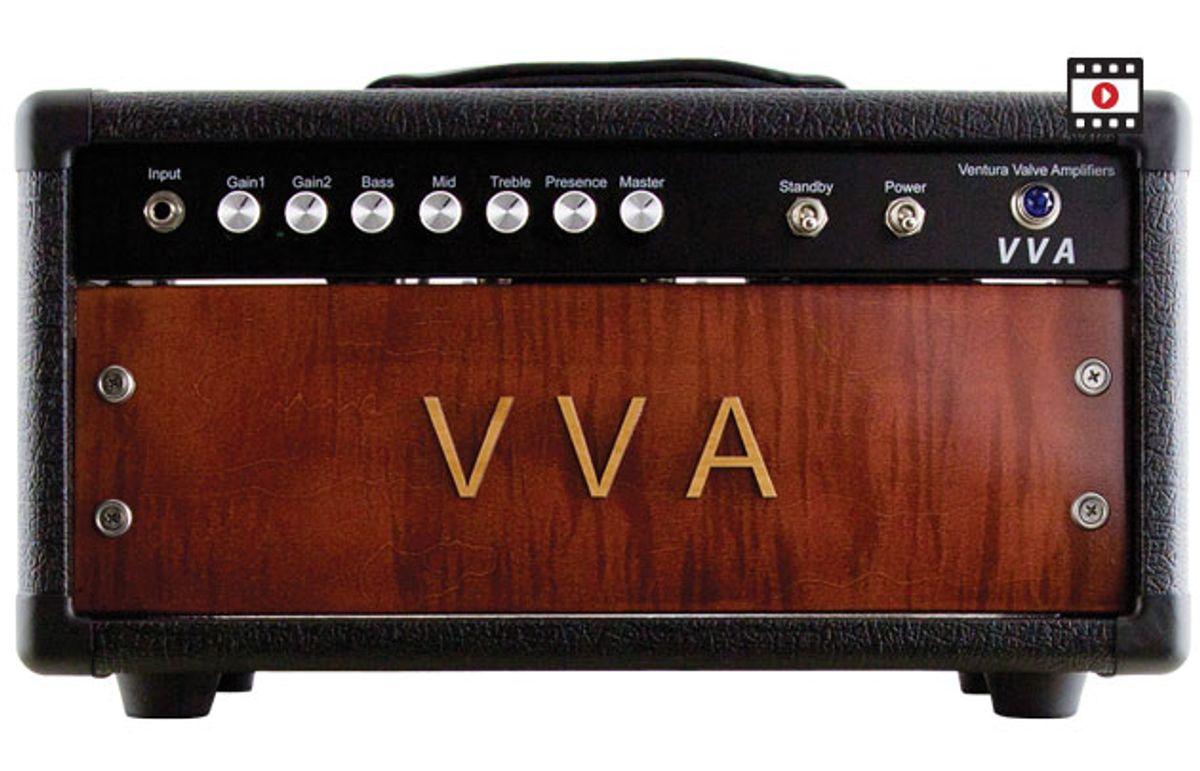 Ventura Valve Amps VVA50 Review