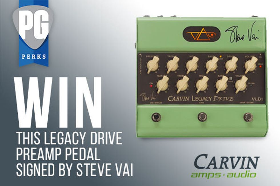 Carvin Amps and Audio