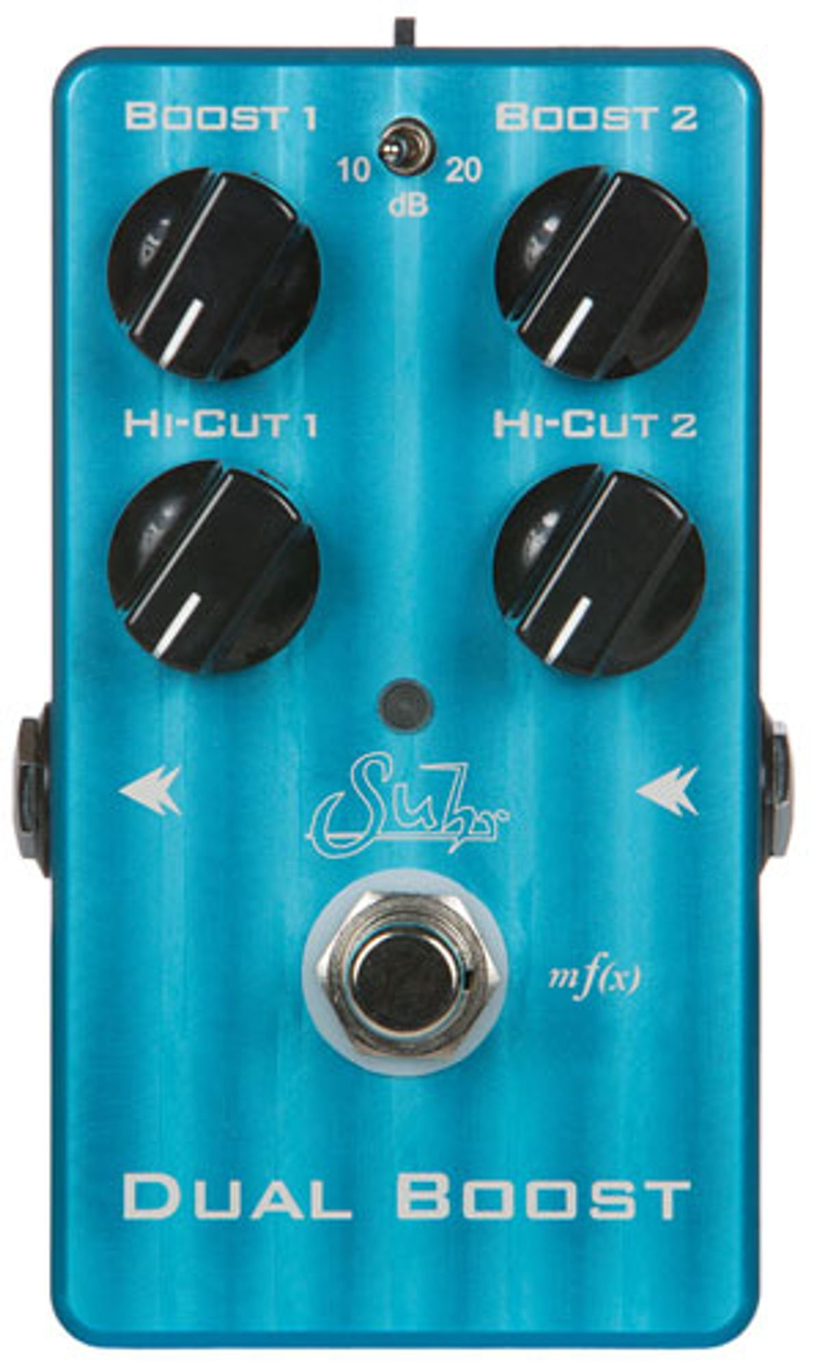 Suhr Unveils the Dual Boost