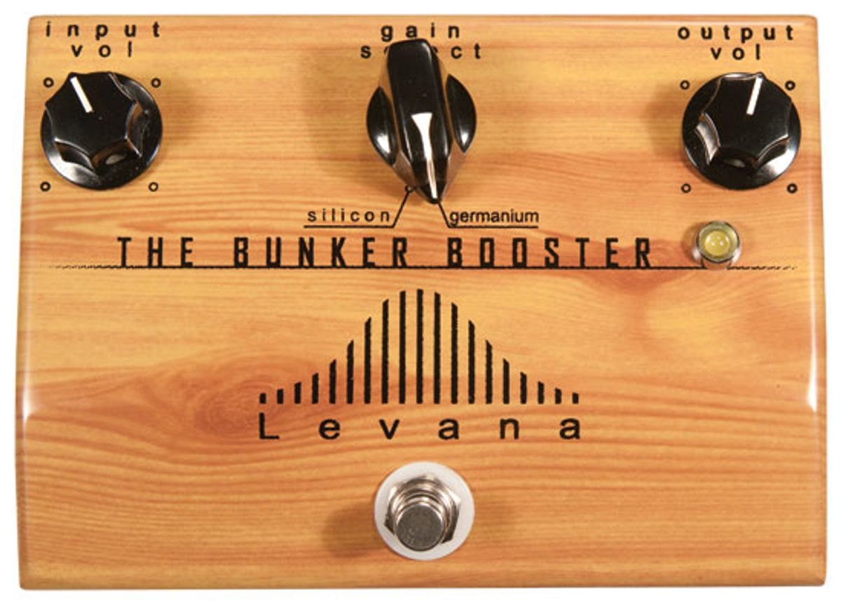 Levana Bunker Booster Pedal Review