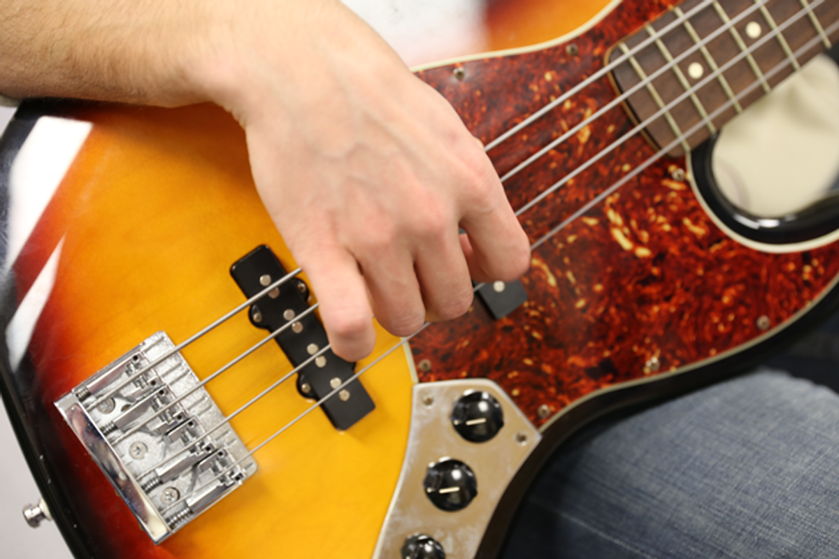 The Rumble Seat: A Bass Groove Toolbox