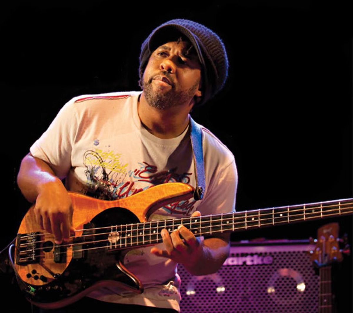 Interview: Victor Wooten - Zen and the Art of Playing to Infinity