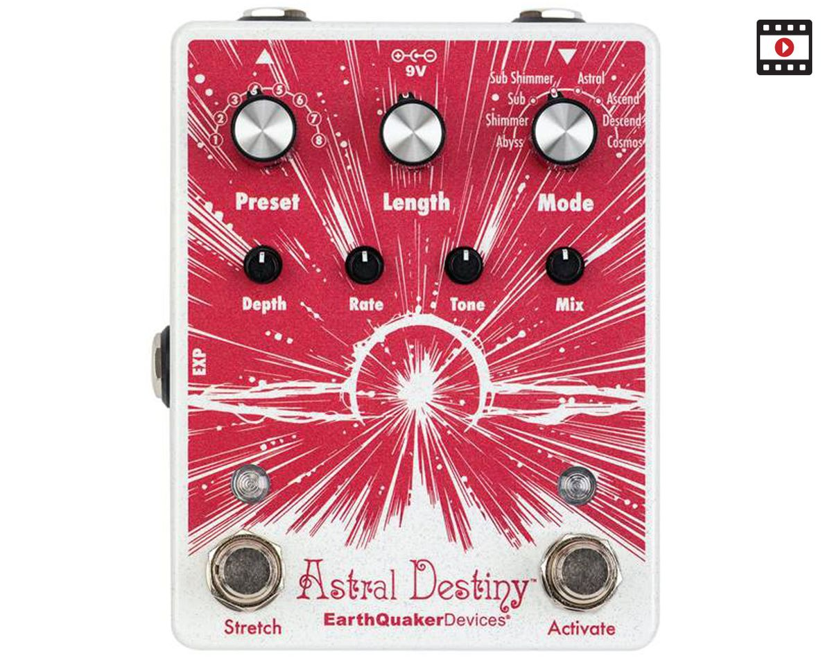 EarthQuaker Devices Astral Destiny: The Premier Guitar Review