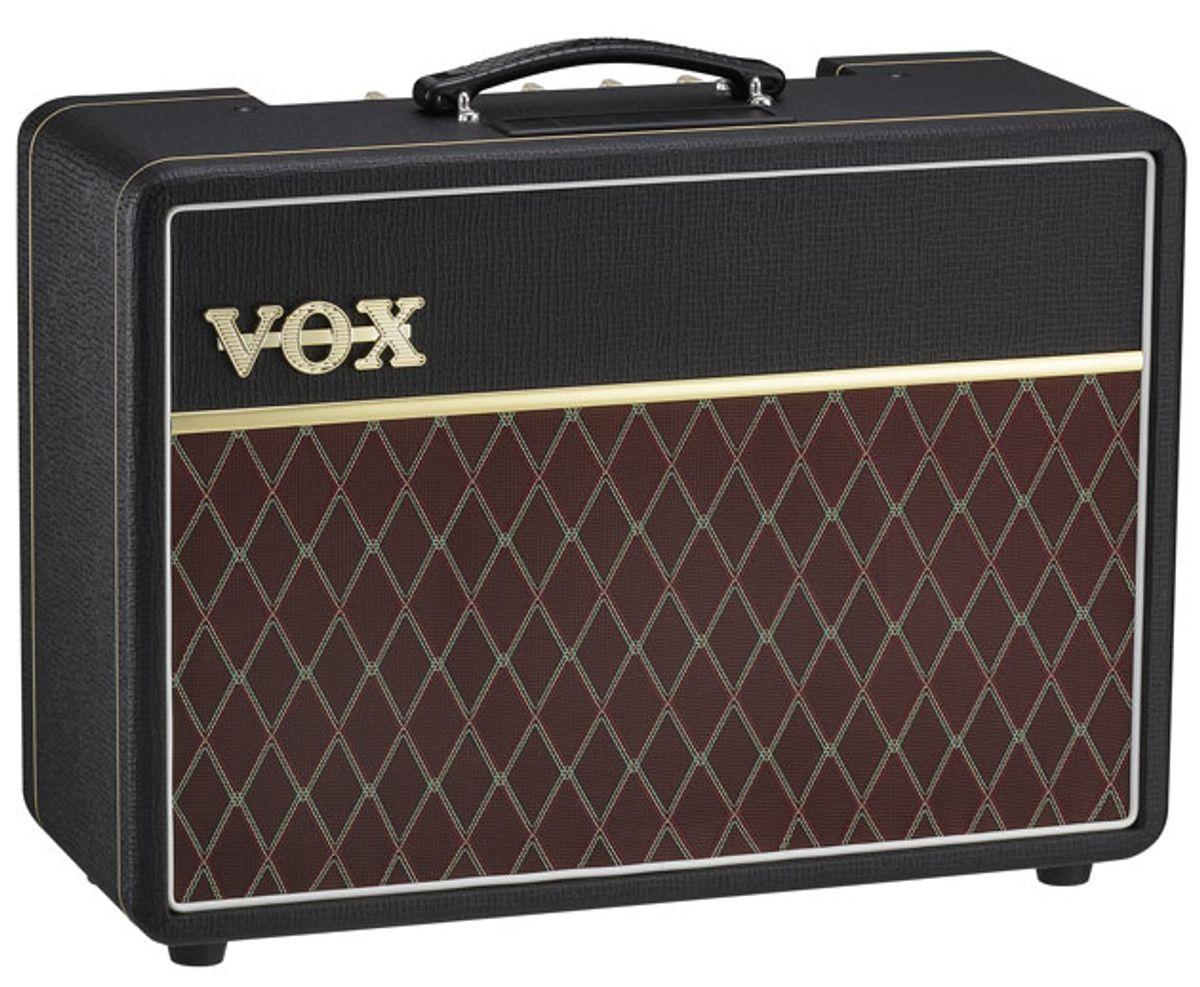 Vox Introduces the AC10C1