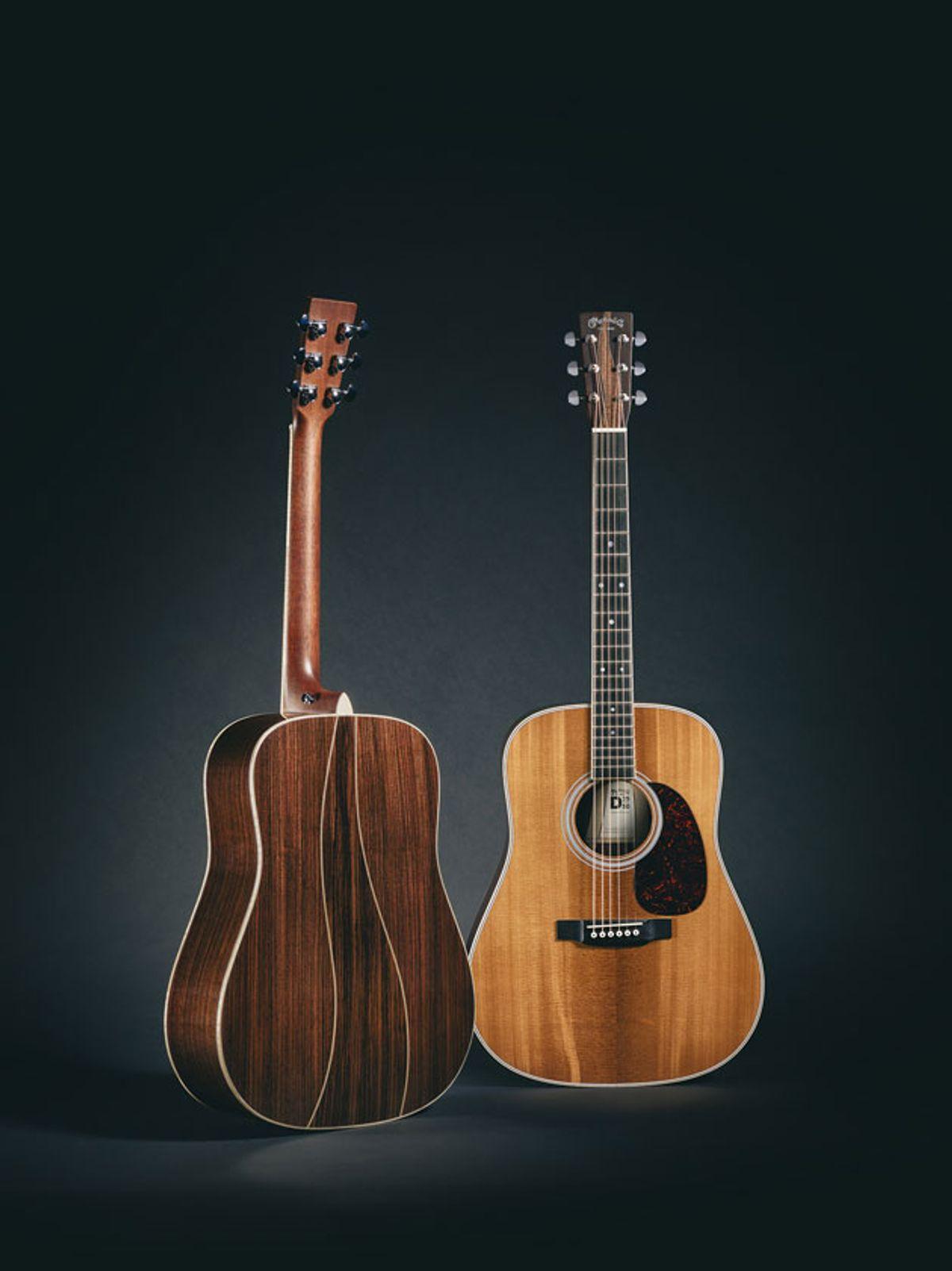 Martin Guitars Unveil a Pair of Dreadnought Models