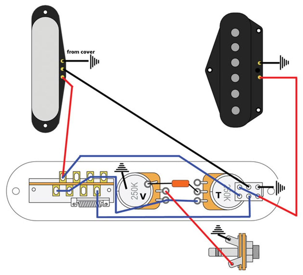 Jun15_PG_CLM_Mod Garage_fig2_WEB mod garage telecaster series wiring premier guitar telecaster wiring diagram at crackthecode.co
