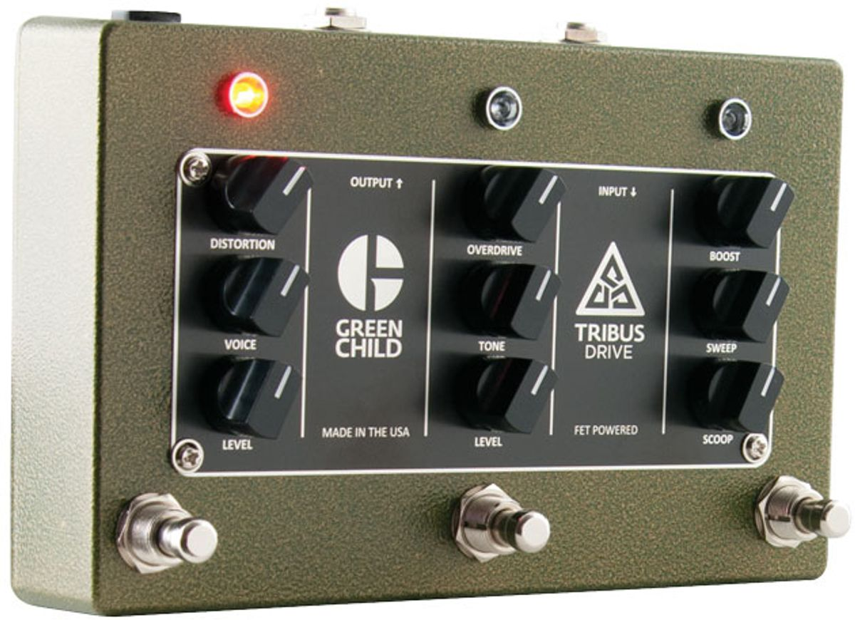 Quick Hit: Greenchild Tribus Drive Review