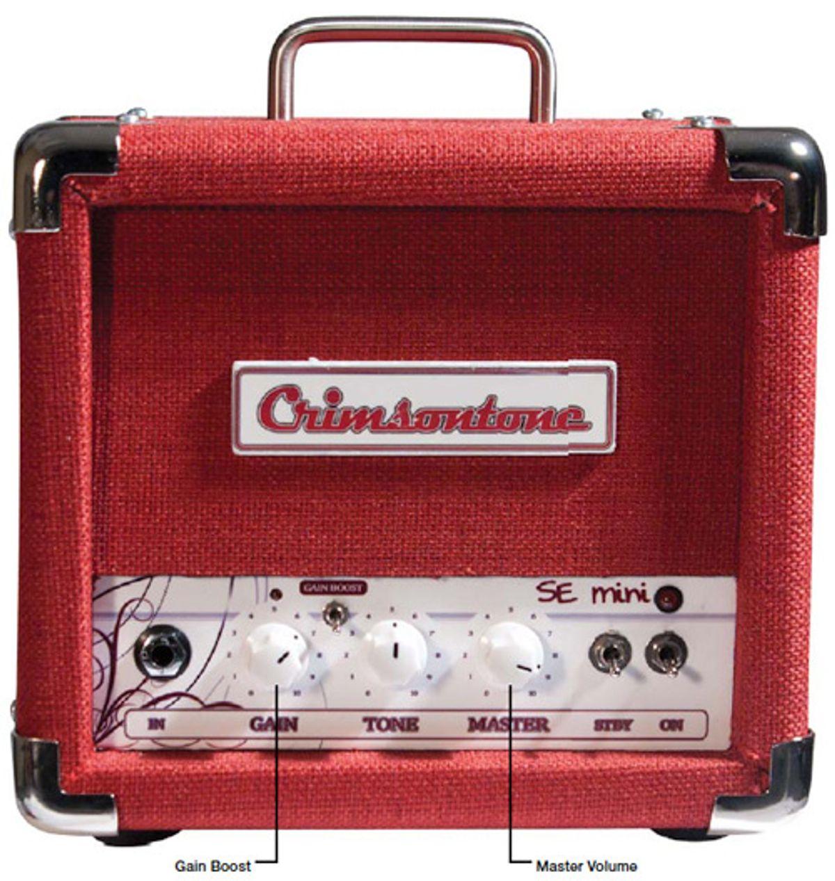 Crimsontone SE Mini Amp Review