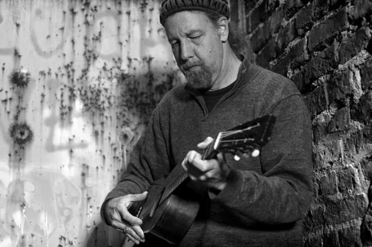 Sir Richard Bishop: The Mystic and the Guitar with No Past