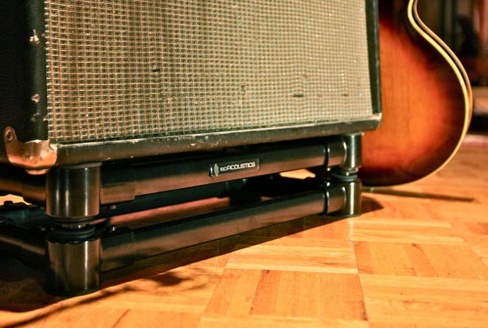 Isoacoustics Announces Modular Acoustic Isolation Stands