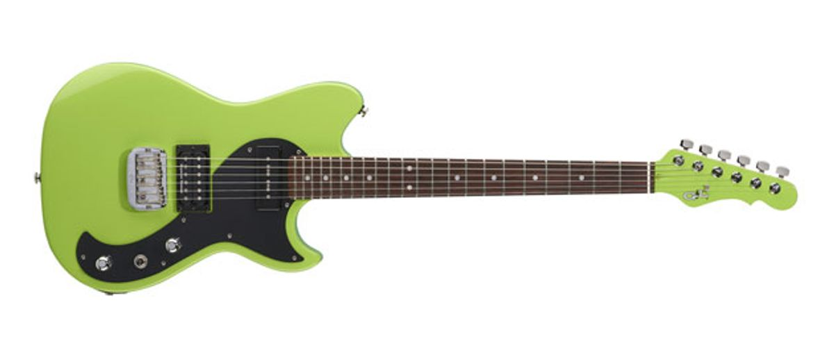 G&L Guitars Releases the Detroit Muscle Series