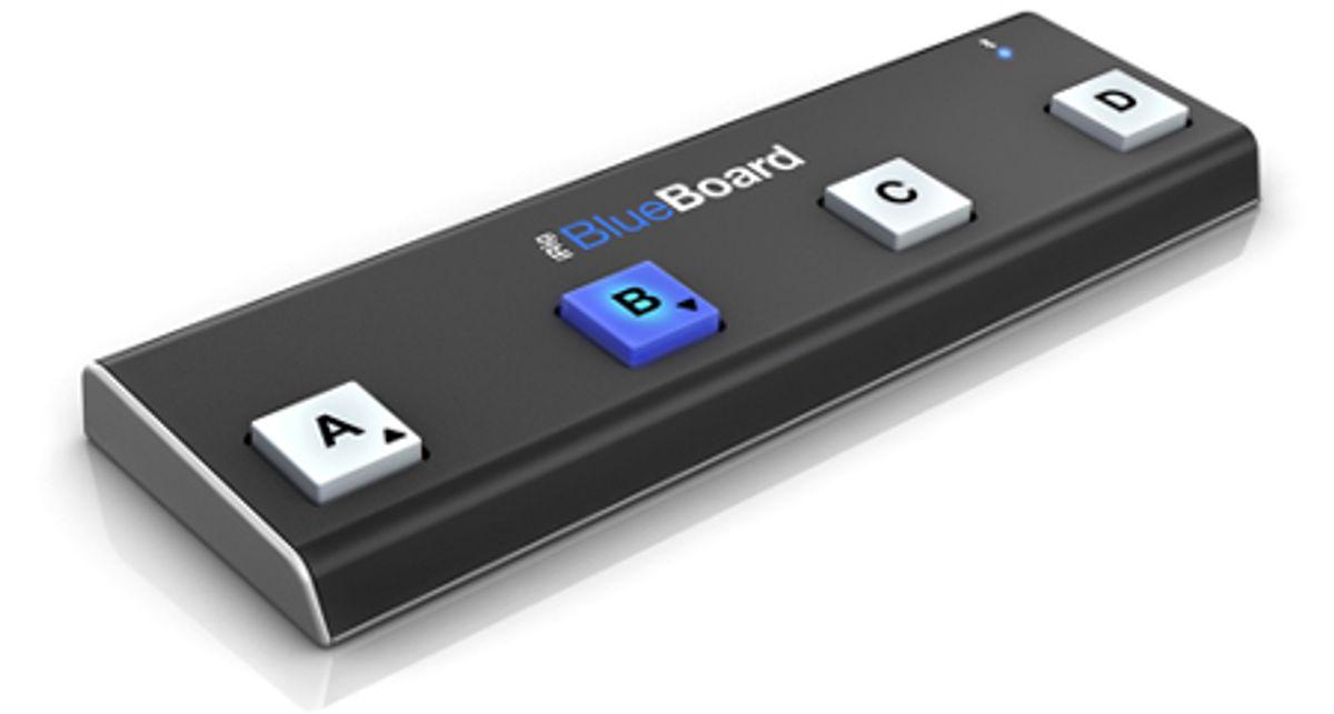 IK Multimedia Announces the iRig BlueBoard