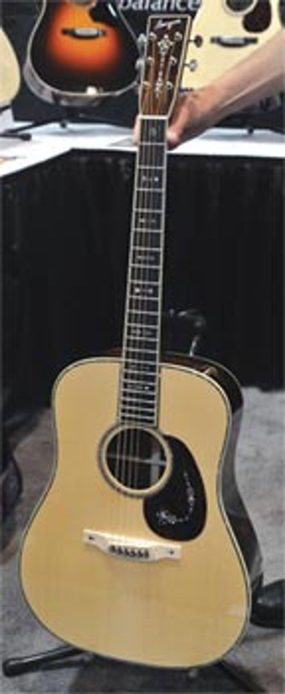Bourgeois Guitars Ricky Skaggs Limited Edition Dreadnought