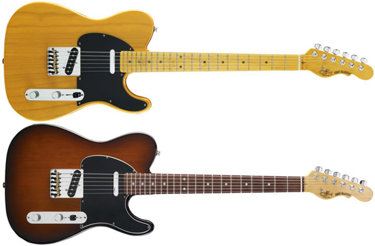 G&L Introduces the ASAT Classic Alnico