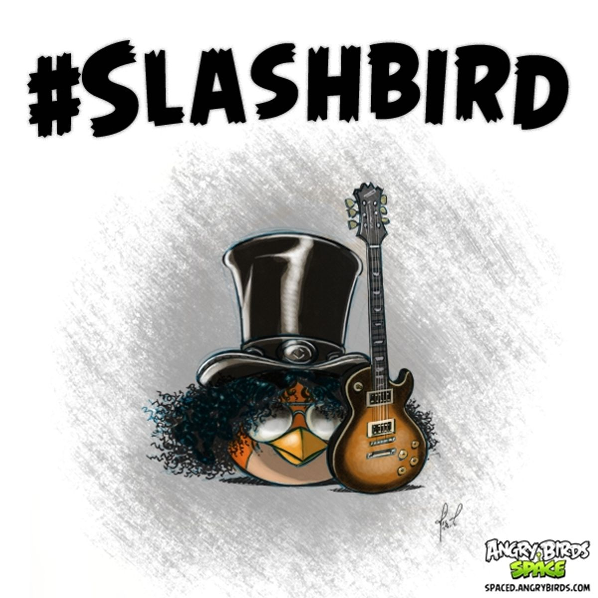 "Slash Partners with Angry Birds for ""SlashBird"""