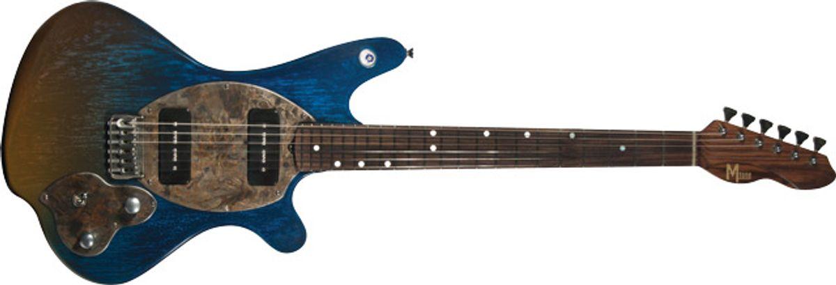 M-Tone Slipstream Electric Guitar Review