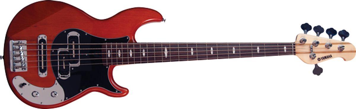 Yamaha BB1025X Bass Guitar Review