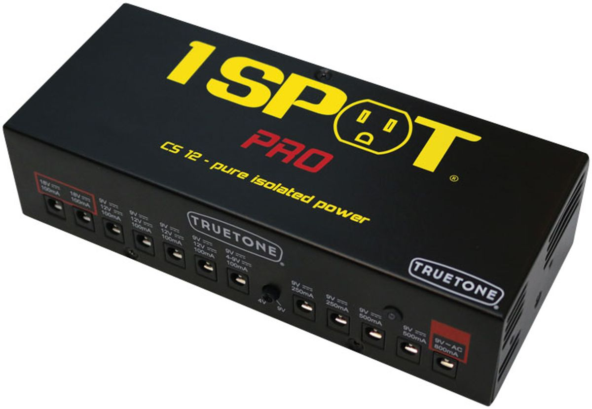 Got Noise Issues? It Could Be Your Pedalboard's Power Supply