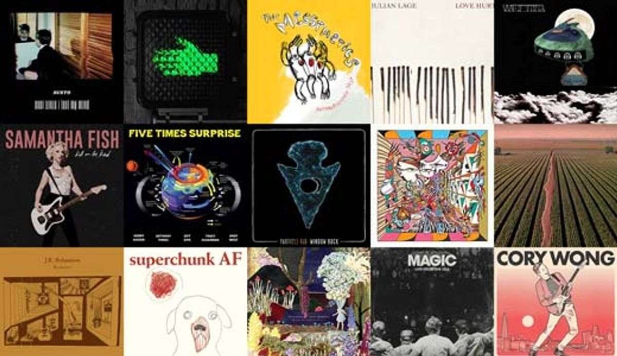 PG Editors' Best Albums of the Year 2019