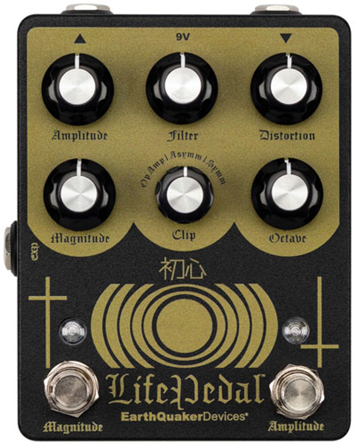 EarthQuaker Devices Unveils the Life Pedal V2
