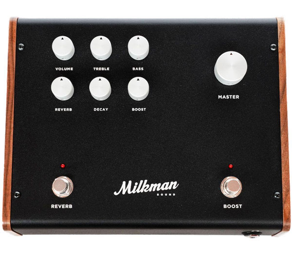 Milkman Sound Announces the Amp 100